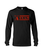 Alpha Team shirts and bags Long Sleeve Tee front