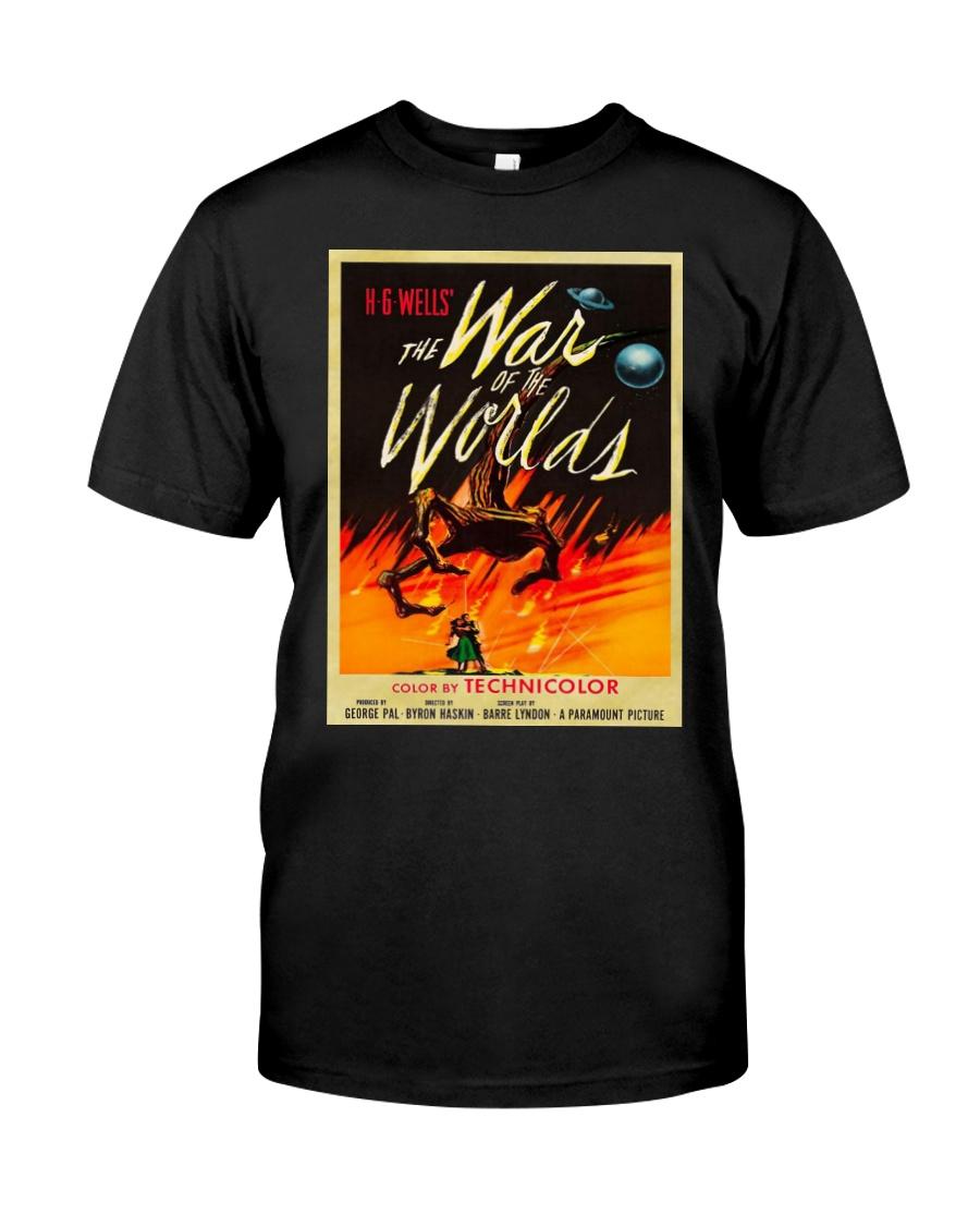 La Guerra dei Mondi shirts Classic T-Shirt