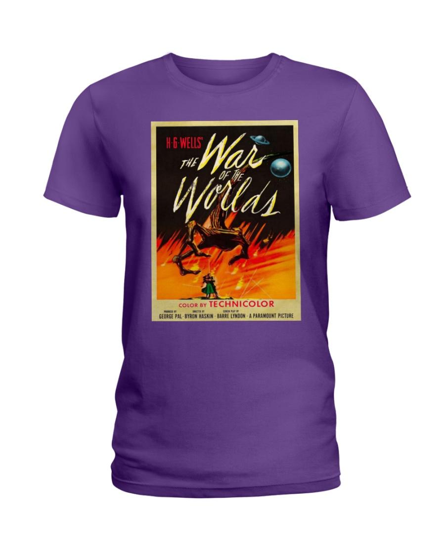 La Guerra dei Mondi shirts Ladies T-Shirt