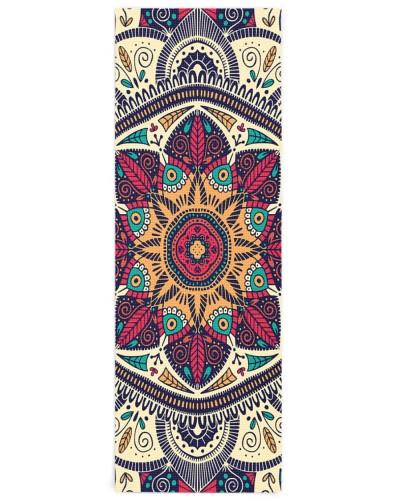 Floral ethnic Mandala