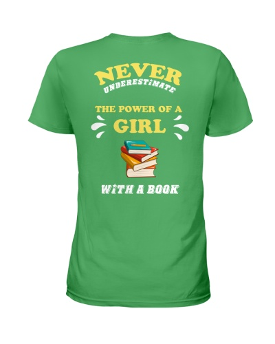 Never underestimate the power of a Girl