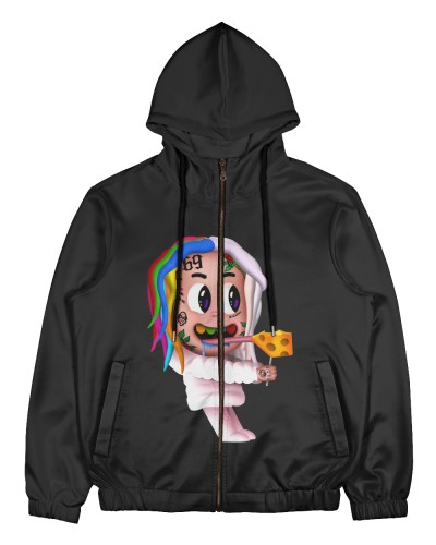 Tekashi 6ix9ine Limited Edition TROLLZ
