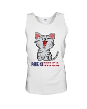 Women's Funny Patriotic American Flag Tanks Shirt Unisex Tank tile