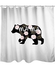 Womens Mama Bears Cute Shower Curtain thumbnail