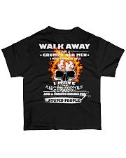 Have anger issure just walk away All-over T-Shirt thumbnail