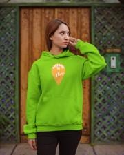 Love Family Home Is Here Hooded Sweatshirt apparel-hooded-sweatshirt-lifestyle-02