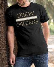 drew orleans shirt- Drew Brees inspired Classic T-Shirt apparel-classic-tshirt-lifestyle-front-51