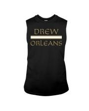 drew orleans shirt- Drew Brees inspired Sleeveless Tee thumbnail