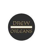drew orleans shirt- Drew Brees inspired Circle Magnet thumbnail