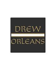 drew orleans shirt- Drew Brees inspired Square Magnet thumbnail