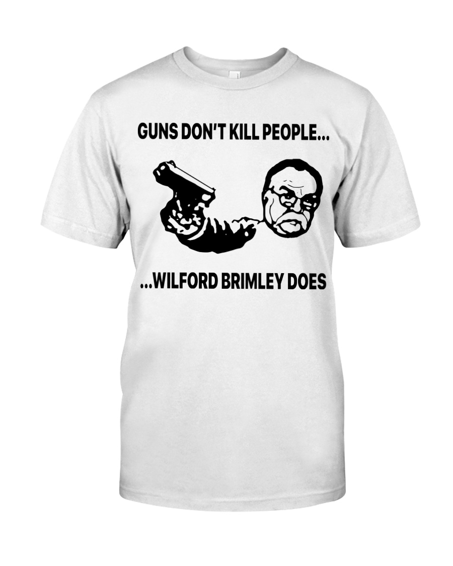 Wilford Brimley Does T-Shirt Classic T-Shirt