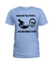 Wilford Brimley Does T-Shirt Ladies T-Shirt thumbnail