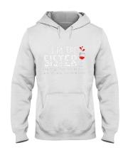 I'm the Sister Hooded Sweatshirt thumbnail