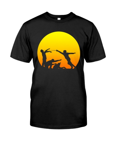 Zombies Killer Fencing T-Shirt