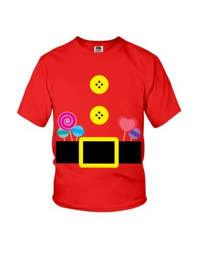 Cute Dwarf Halloween Costume T-Shirt