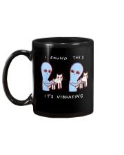 I Found This It's Vibrating Mug back