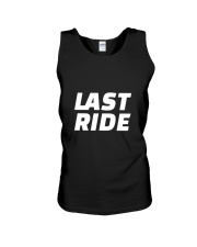 LAST RIDE T-SHIRT Unisex Tank tile