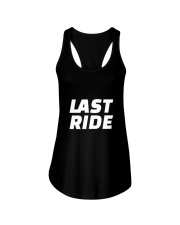 LAST RIDE T-SHIRT Ladies Flowy Tank thumbnail