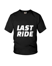 LAST RIDE T-SHIRT Youth T-Shirt thumbnail