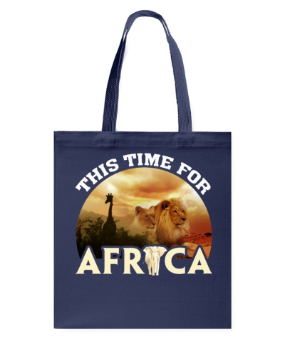 Ta - This Time For Africa