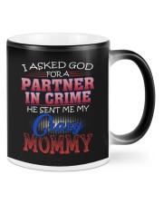 CRAZY MOMMY Mugs tile