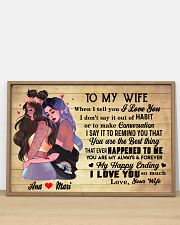 TO MY WIFE 36x24 Poster poster-landscape-36x24-lifestyle-03
