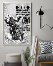 RIDE MY BIKE 24x36 Poster lifestyle-poster-1