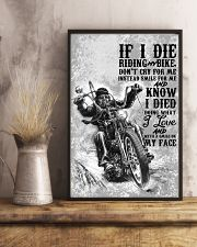 RIDE MY BIKE 24x36 Poster lifestyle-poster-3