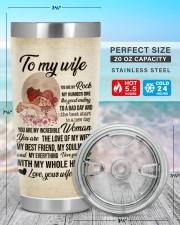 TO MY WIFE 20oz Tumbler aos-20oz-tumbler-lifestyle-front-47