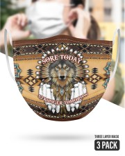 NATIVE AMERICAN MASK 3 Layer Face Mask - 3 Pack aos-face-mask-3-layers-lifestyle-front-38