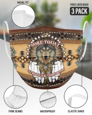 NATIVE AMERICAN MASK 3 Layer Face Mask - 3 Pack aos-face-mask-3-layers-lifestyle-front-50