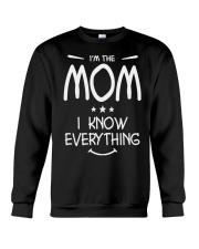 MOM Crewneck Sweatshirt thumbnail