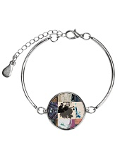 the Patch Metallic Circle Bracelet thumbnail