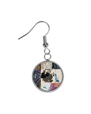 the Patch Circle Earrings thumbnail