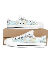 NightLounge Men's Low Top White Shoes thumbnail