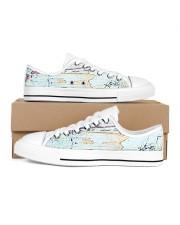 NightLounge Women's Low Top White Shoes thumbnail