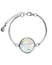 NightLounge Metallic Circle Bracelet thumbnail
