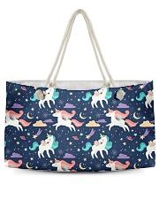 unicorn pattern Weekender Tote thumbnail