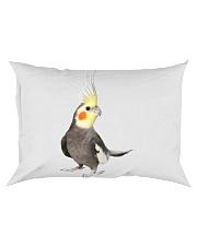 cockatiel pillow Rectangular Pillowcase thumbnail