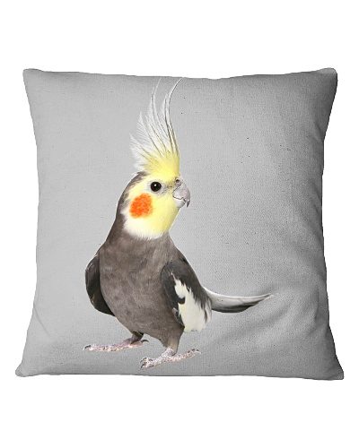 cockatiel pillow