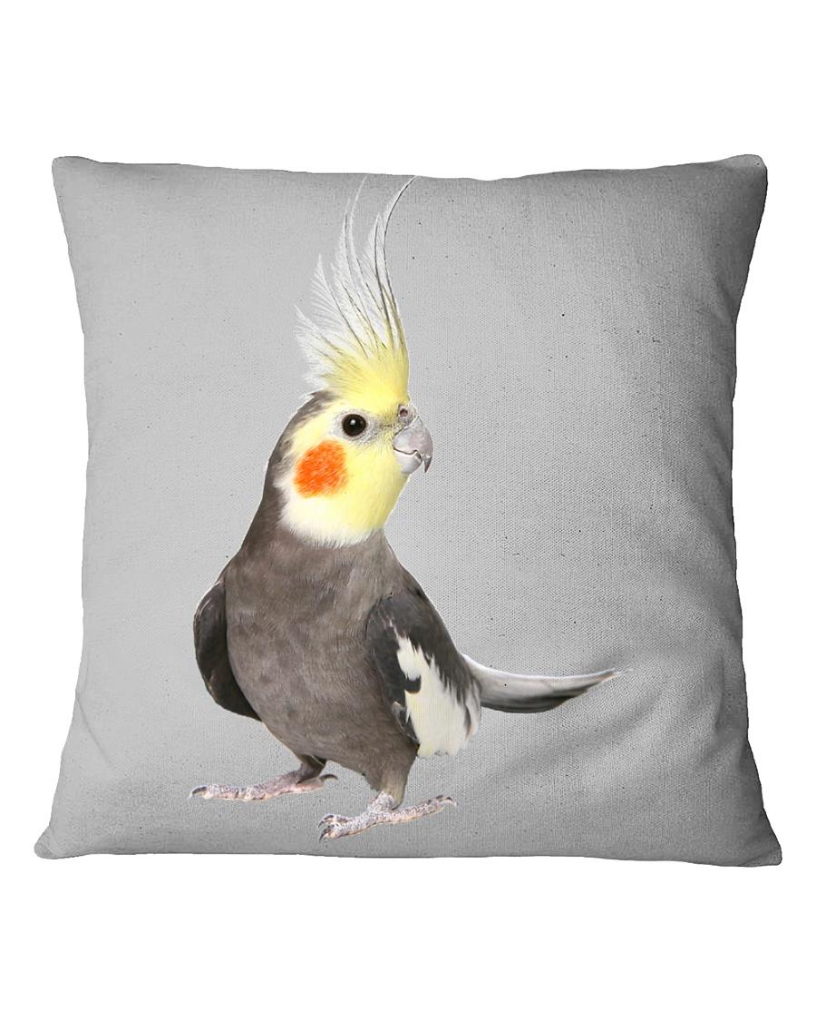 cockatiel pillow Square Pillowcase