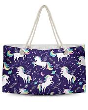 unicorn  Weekender Tote thumbnail
