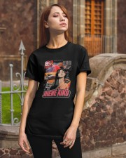 jhene aiko back on my bs Classic T-Shirt apparel-classic-tshirt-lifestyle-06
