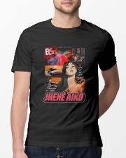 jhene aiko back on my bs Classic T-Shirt lifestyle-mens-crewneck-front-13