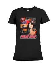 jhene aiko back on my bs Premium Fit Ladies Tee thumbnail