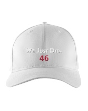 we just did 46 hat Embroidered Hat tile