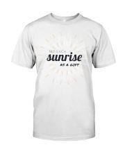 Sun rise in T-shirt america  printing  Classic T-Shirt thumbnail