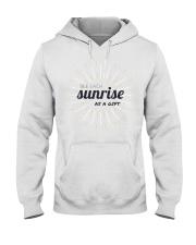 Sun rise in T-shirt america  printing  Hooded Sweatshirt thumbnail