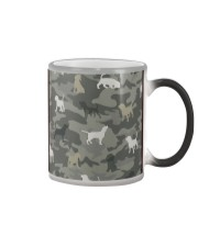 Camo Beagle Color Changing Mug thumbnail