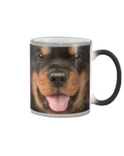 Rottweiler Puppy Color Changing Mug thumbnail